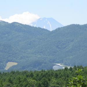 八ヶ岳高原の展望台