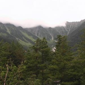「上高地から見た穂高」のウェブカメラ復活