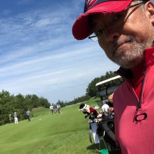 ★昨日のゴルフは80台でした