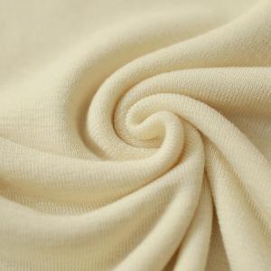 ウール100%シンプル長袖インナーは、羊さん色の高級ウール肌着です。