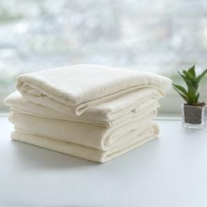 「絹糸でつくったバスタオル」は製品名なんです……!!
