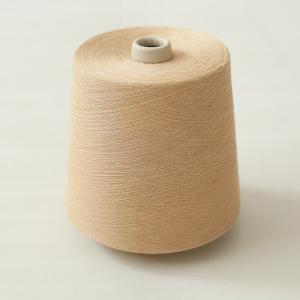 コットンの原種と、シルクの原種を混紡して糸と生地を作ってみました!!