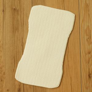 シルク&ウールで編み上げた「温めパッド」と「ピローパッド」のご紹介です。