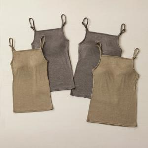 【数量限定】絹100%フライスニットで作った3分袖インナーが縫い上がって参ります!!