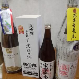 令和初の年末年始の日本酒