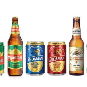 キリンビール、ミャンマー事業順調