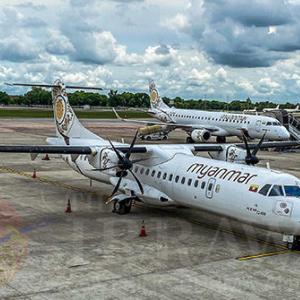 エェ・・・国際商業便は10月以降、ミャンマー副大統領談