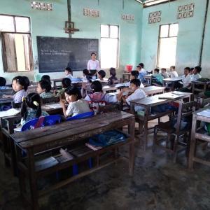 ミャンマーの学校再開は7月21日からだが、問題山積み