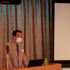 先週、平塚ロータリークラブにお招きいただき、ミャンマーについてお話しさせて頂きました