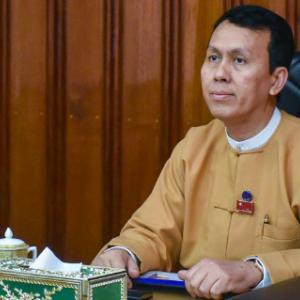 おいおい、議員に会計報告を見せないとは・・・ヤンゴン管区