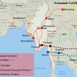 ミャンマーのメガプロジェクトは両刃の剣?