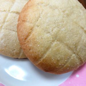 小麦のパンよりおいしいって最近思うって