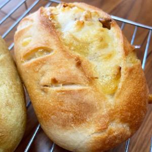 9月2日、簡単シンプル米粉の成型パン