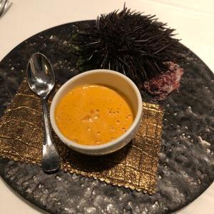 銀座のディナー