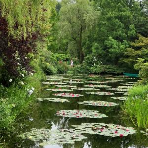 モネの庭へ 1