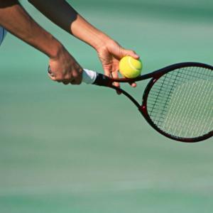 ゆうほうの日々【テニスの指導者】