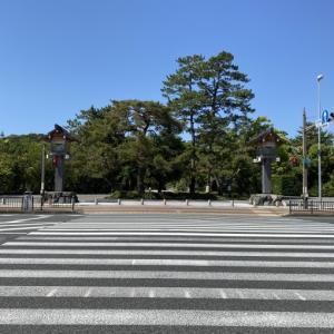 伊勢神宮参拝 181回目 新緑に風光る伊勢  伊勢市
