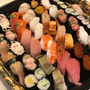 回し寿司 活美登利をテイクアウト