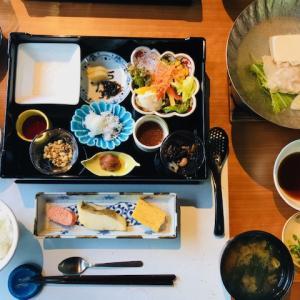 軽井沢へ家族旅行⑤ 朝ごはん