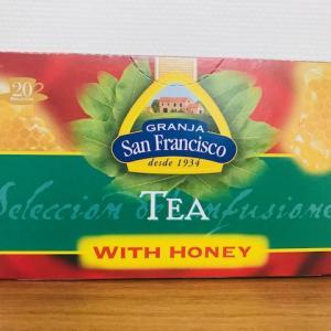 はちみつ紅茶&はちみつカモミールティー