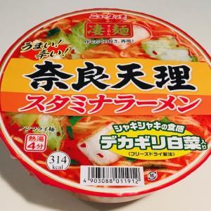 【カップ麺】 奈良天理スタミナラーメン