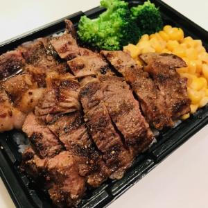 【いきなりステーキ】 夜ごはんはステーキ重