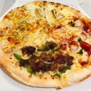 【ピザハット】 おうちでピザランチ
