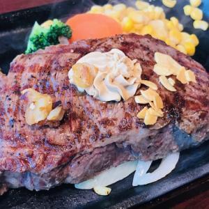 【いきなりステーキ】 サーロインステーキ