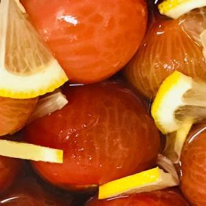 【簡単レシピ】 トマトマリネ