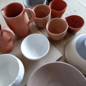 ■4か月ぶりの陶芸サロン■