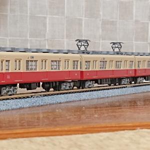 赤胴車よ永遠に・・・  鉄コレ 阪神7001・7101形