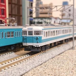 KATO 113系2000番台 阪和線快速色