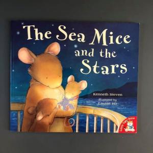 可愛い絵本を買いました。The Sea Mice and the Stars
