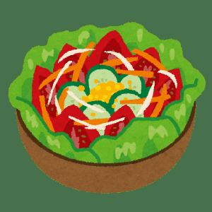 サラダ大好き!サラダの英語