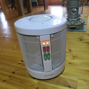 赤外線パネルヒーター「暖話室1000型」商品チェック。 / 群馬県藤岡市 アールシーエス㏍