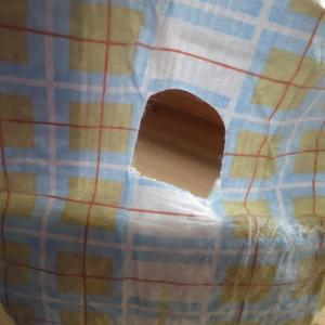 オムツの穴