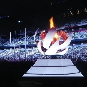 オリンピック閉架式の風景②