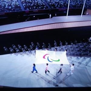 2020パラリンピック開会式②
