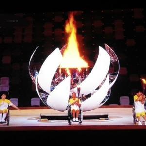 2020パラリンピック開会式③
