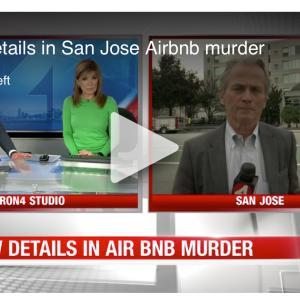 サンノゼAirbnbで殺人事件 犯人は25歳の日本人