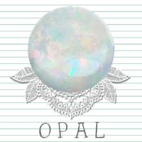 10月の誕生石:オパールの石言葉