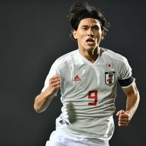 日本代表、3-0でタジキスタンに勝利! 南野2ゴール+浅野1ゴール