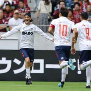 【J1試合結果】神戸×FC東京