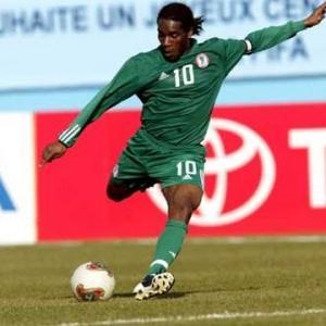 アフリカ出身のレジェンドサッカー選手←思いついた選手ωωωωωωωωωωωωωωω