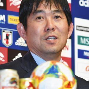 本田圭佑も東京五輪「選考の対象」 森保監督「出場試合は全てチェック」