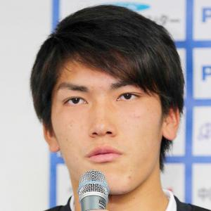 京都FW一美が初代表 U-22日本代表発表 36試合 12得点 3アシスト 181cm/77kg