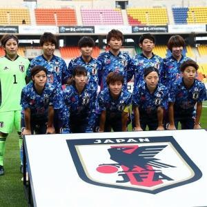 【速報】E-1女子サッカー選手権中国戦 日本代表 採点&寸評