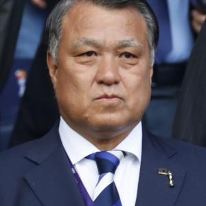 日本サッカー協会の田嶋会長「連敗が危機だとは思っていない。本当の危機はチームの崩壊」