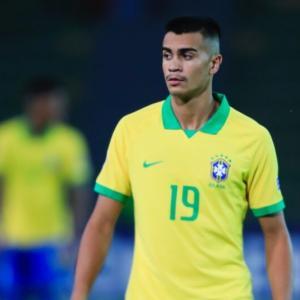 レアルマドリーの新たな宝石、U-23ブラジル代表ヘイニエル(18)が入団会見「クラブの歴史の一部になりたい」