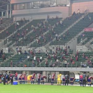J2客入れ再開も問題露呈…ファジアーノ岡山の主催試合は制限定員に1000人以上満たず